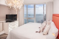 Million Dollar Views of the Bay from Corner Apartment at the W Residences, Brickell, Miami