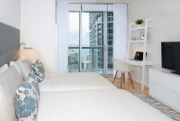 Overlooking the Ocean, 2/2 Property, Free Wi-Fi, SPA. Brickell, Miami