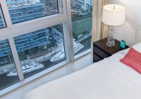Stunning Sea and River Views from Corner Apartment at W Hotel Residences, Miami