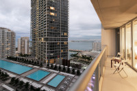 City and Bay Views, Above W Miami. Free Wi-Fi, SPA