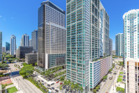 Ocean Views, Large 2/2 Unit. Well Equipped, Location! Brickell, Miami