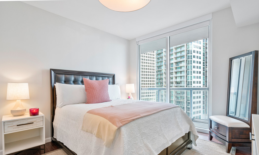 Frontal Ocean Views. Newly refurbished Apartment at W Private Residences, Brickell, Miami
