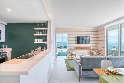 Front Ocean View, Pool, Hot Tub. Free Parking. Arya, Miami