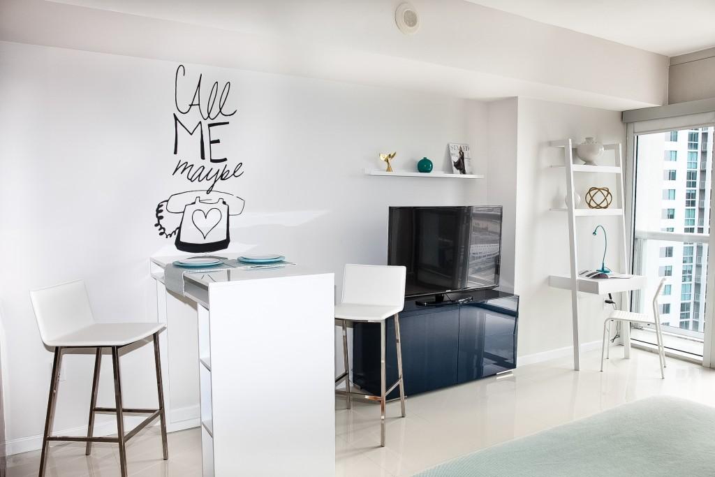 Brickell, Miami in Style. Design Studio 2. Free SPA, Gym, WI-FI