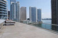 High Unit Great View River & Sea From Corner Condo at W Residences, Brickell, Miami