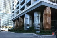 Upscale Apartment at the Best Place in Miami. Icon Brickell. Free SPA, Gym, Saunas, WI-FI