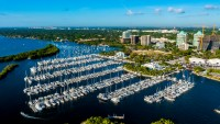 Stunning Bay and Park Views. Private 2BR/2BA Unit, Hotel Aria Coconut Grove, Miami. Free Park